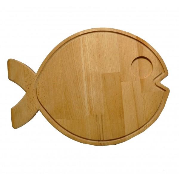 """Доска """"Рыба"""" 36,4х26,7см"""