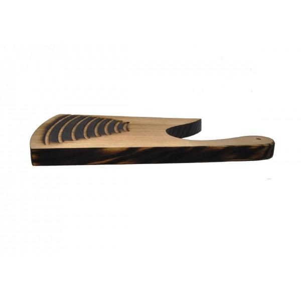 Доска для подачи в форме топора 34,5х22,5см