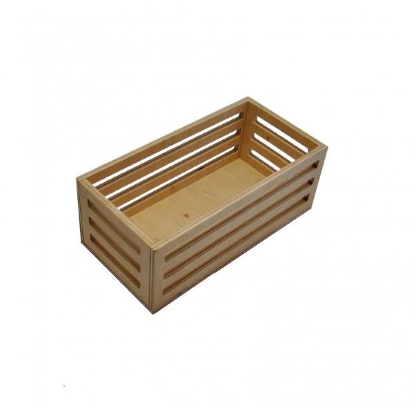 Ящик для фруктов 20х10х7 см