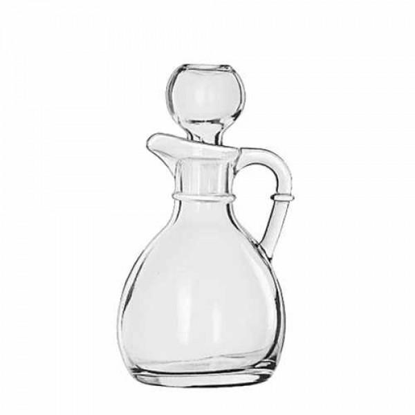 Бутылка с крышкой для масла/уксуса 177 мл